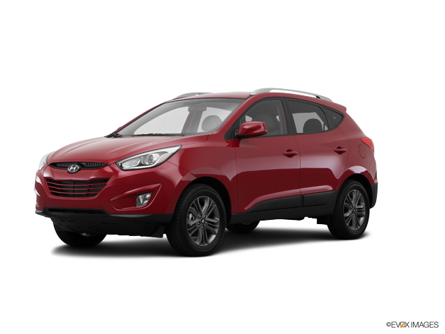 2014 Hyundai Tucson Vehicle Photo in Jacksonville, FL 32216