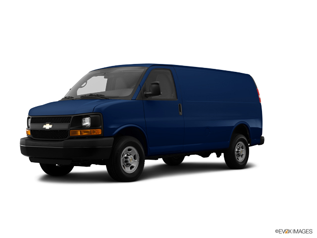 2014 Chevrolet Express Cargo Van Vehicle Photo in Doylestown, PA 18902