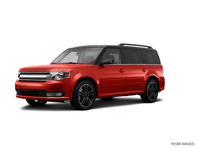 2014 Ford Flex Vehicle Photo in Danville, KY 40422