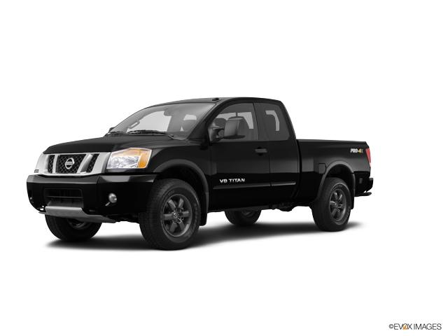 2014 Nissan Titan Vehicle Photo in Glenwood Springs, CO 81601