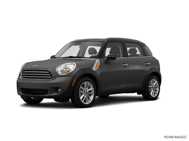 2014 MINI Cooper Countryman Vehicle Photo in Hyde Park, VT 05655