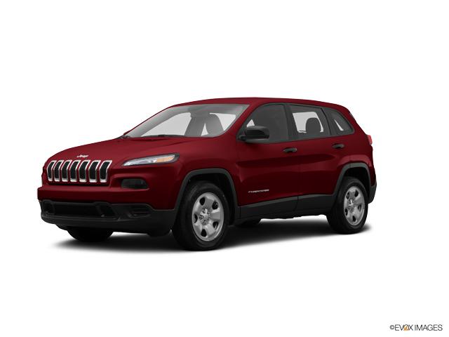 2014 Jeep Cherokee Vehicle Photo in Gulfport, MS 39503