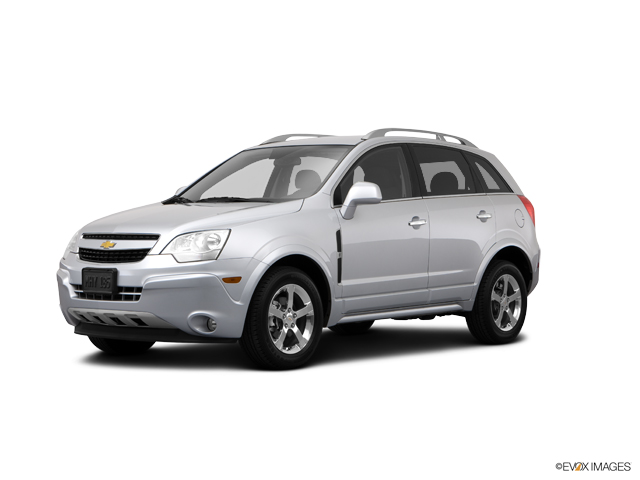 2014 Chevrolet Captiva Sport Fleet Vehicle Photo in Spokane, WA 99207