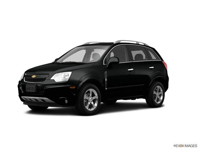 2014 Chevrolet Captiva Sport Fleet Vehicle Photo in Concord, NC 28027