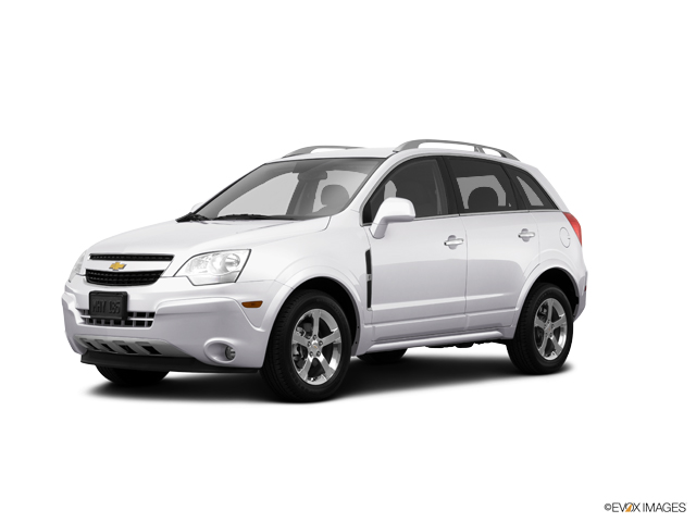 2014 Chevrolet Captiva Sport Fleet Vehicle Photo in San Leandro, CA 94577
