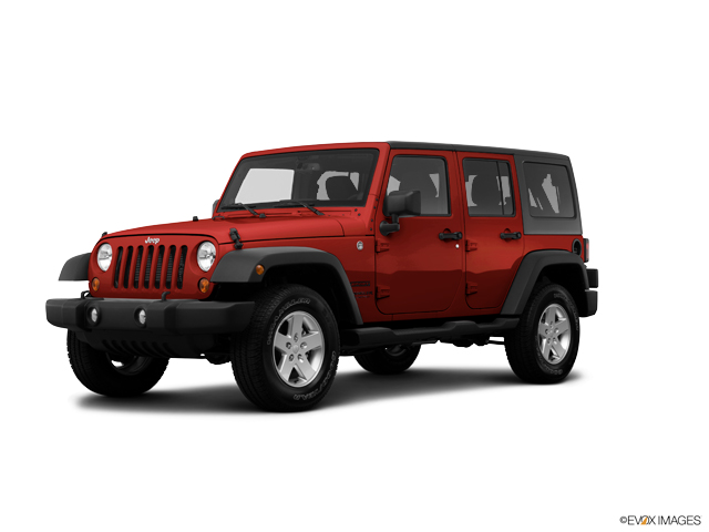 2014 Jeep Wrangler Unlimited Vehicle Photo in Austin, TX 78759