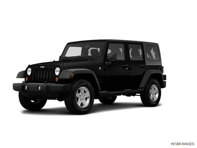 2014 Jeep Wrangler Unlimited Vehicle Photo in Baton Rouge, LA 70809