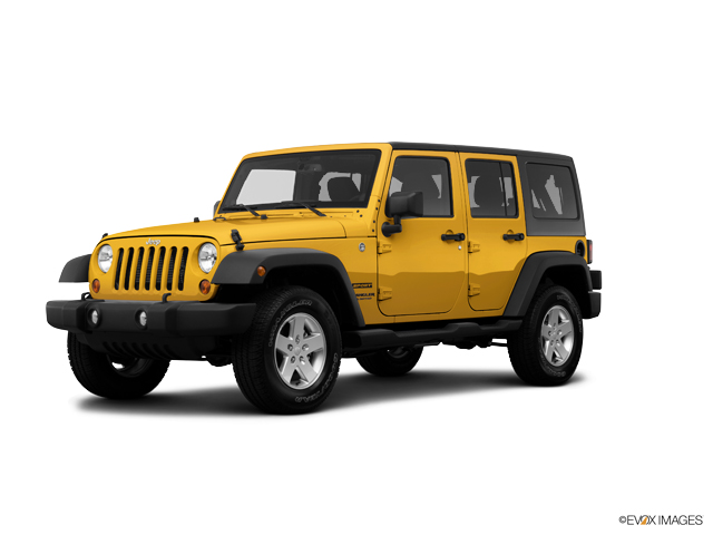 2014 Jeep Wrangler Unlimited Vehicle Photo in Rosenberg, TX 77471