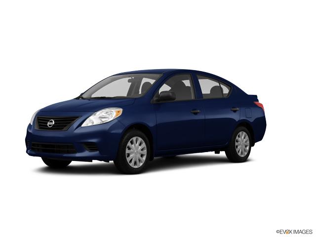2014 Nissan Versa Vehicle Photo in Merriam, KS 66202