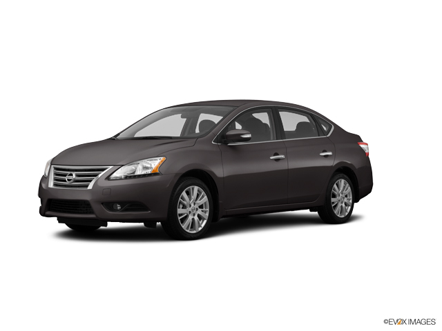 2014 Nissan Sentra Vehicle Photo in Enid, OK 73703