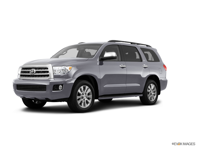 2014 Toyota Sequoia Vehicle Photo in Beaufort, SC 29906