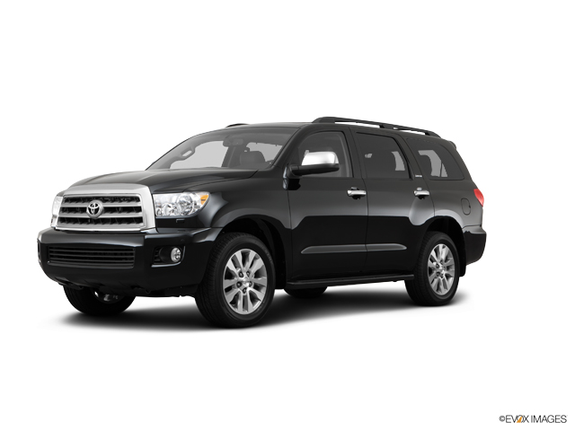 2014 Toyota Sequoia Vehicle Photo in Enid, OK 73703