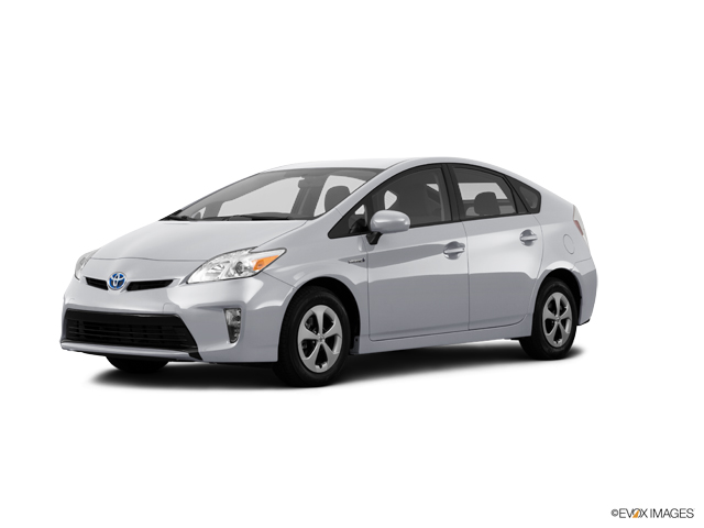 2014 Toyota Prius Vehicle Photo in Redding, CA 96002