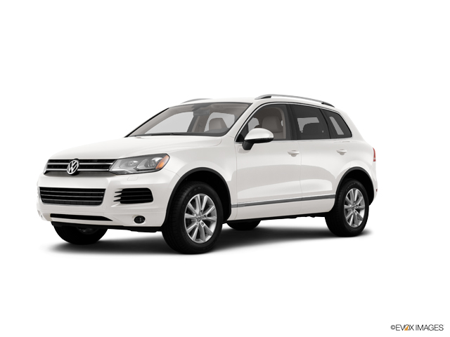 2014 Volkswagen Touareg Vehicle Photo in San Antonio, TX 78254