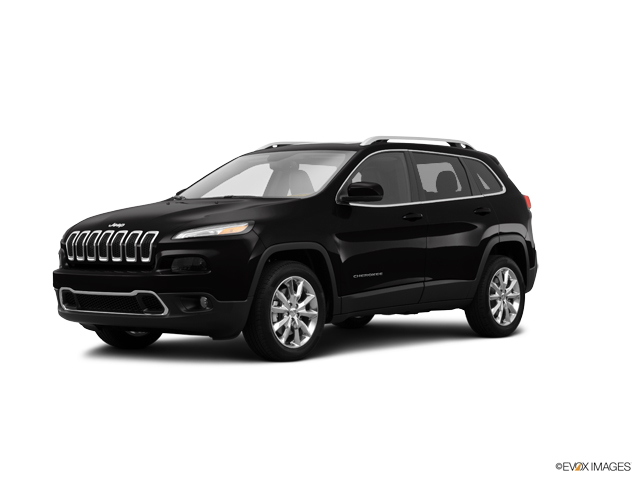 2014 Jeep Cherokee Vehicle Photo in Plainfield, IL 60586-5132