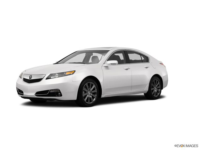 2014 Acura TL Vehicle Photo in Helena, MT 59601