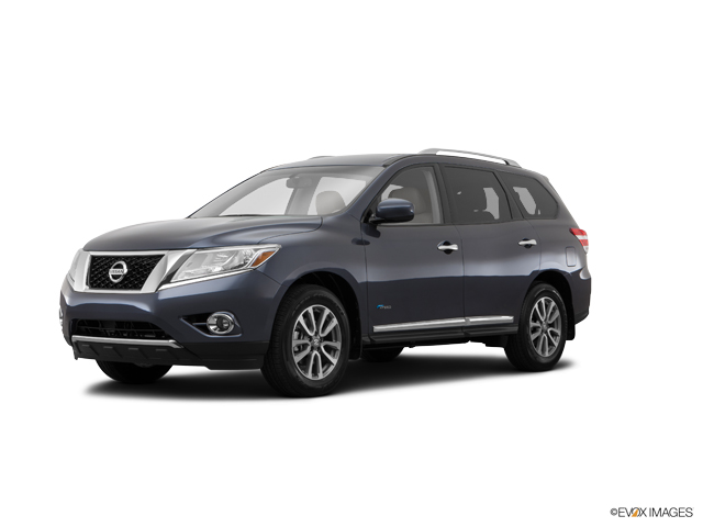 Seattle Dark Slate 2014 Nissan Pathfinder Used Suv For Sale 20712