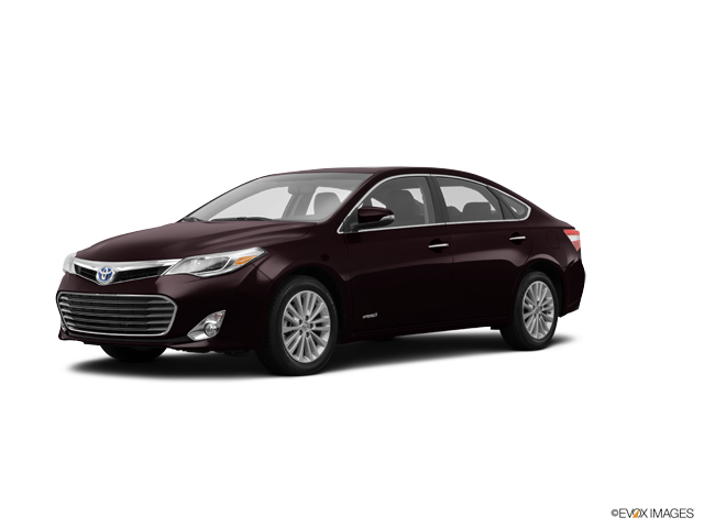 2014 Toyota Avalon Hybrid Vehicle Photo In Westminster, MD 21157