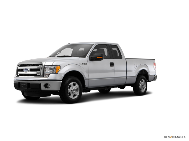 2014 Ford F-150 Vehicle Photo in Enid, OK 73703