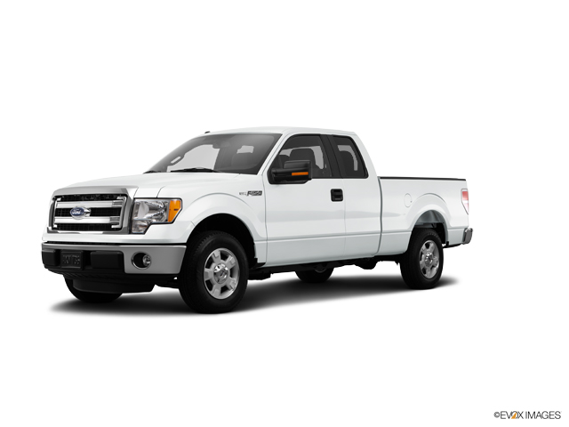2014 Ford F-150 Vehicle Photo in Trinidad, CO 81082