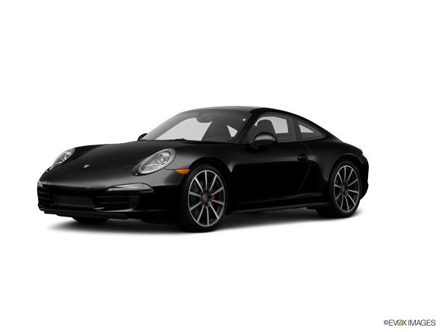 2014 Porsche 911 Vehicle Photo in Rockford, IL 61107