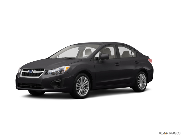 2014 Subaru Impreza Sedan Vehicle Photo in Akron, OH 44312