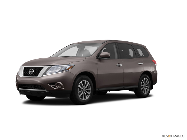 2014 Nissan Pathfinder Vehicle Photo in San Leandro, CA 94577