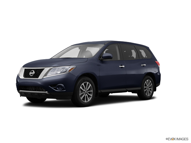 2014 Nissan Pathfinder Vehicle Photo in Rosenberg, TX 77471