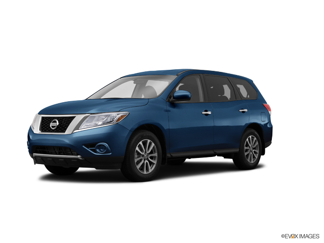 2014 Nissan Pathfinder Vehicle Photo In Newburgh, NY 12550