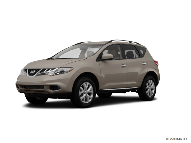 2014 Nissan Murano Vehicle Photo in Milton, FL 32570
