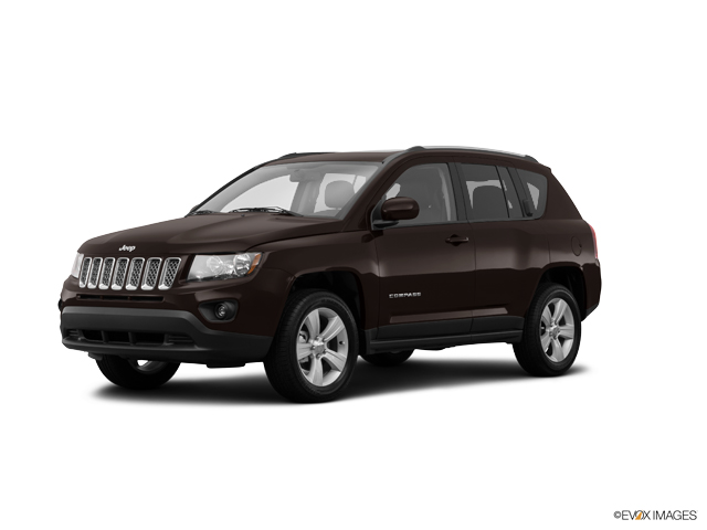 2014 Jeep Compass Vehicle Photo in Zelienople, PA 16063