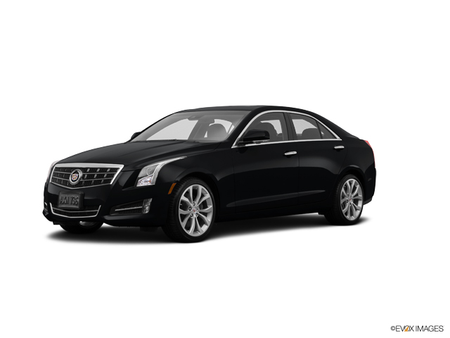 2014 Cadillac ATS Vehicle Photo in Plymouth, MI 48170