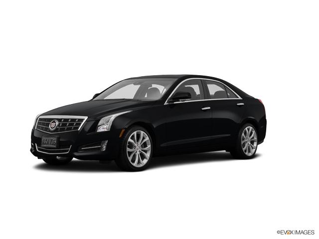 2014 Cadillac ATS Vehicle Photo in Austin, TX 78759