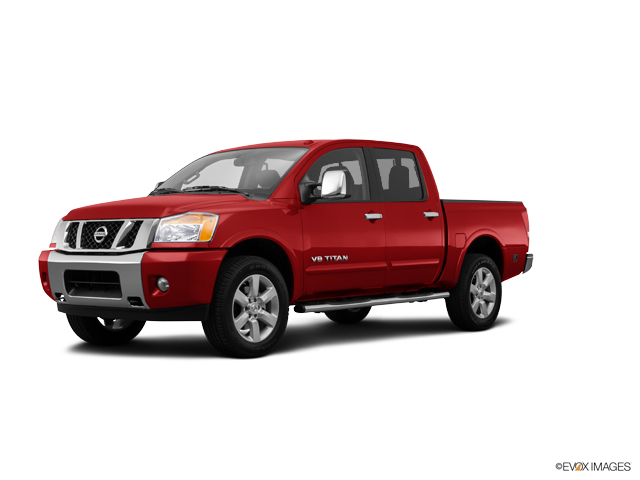 2014 Nissan Titan Vehicle Photo in Tulsa, OK 74133