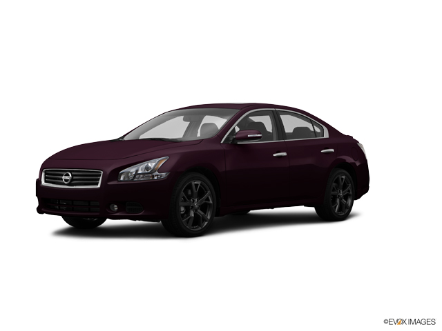 2014 Nissan Maxima Vehicle Photo in Winnsboro, SC 29180