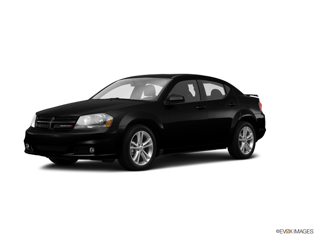 2014 Dodge Avenger Vehicle Photo in Colorado Springs, CO 80905