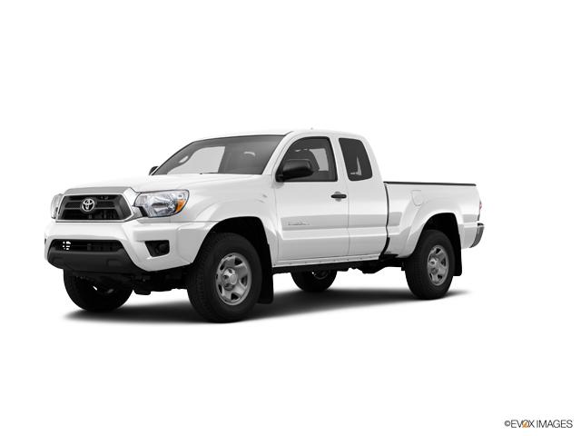 2014 Toyota Tacoma Vehicle Photo in Moon Township, PA 15108