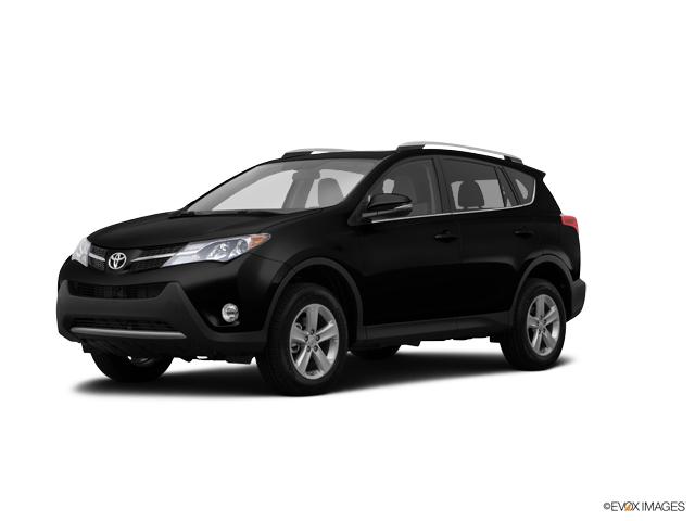 2014 Toyota RAV4 Vehicle Photo in McKinney, TX 75070