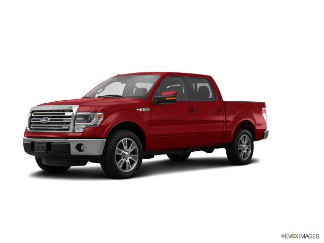 2014 Ford F-150 Vehicle Photo in Colorado Springs, CO 80920