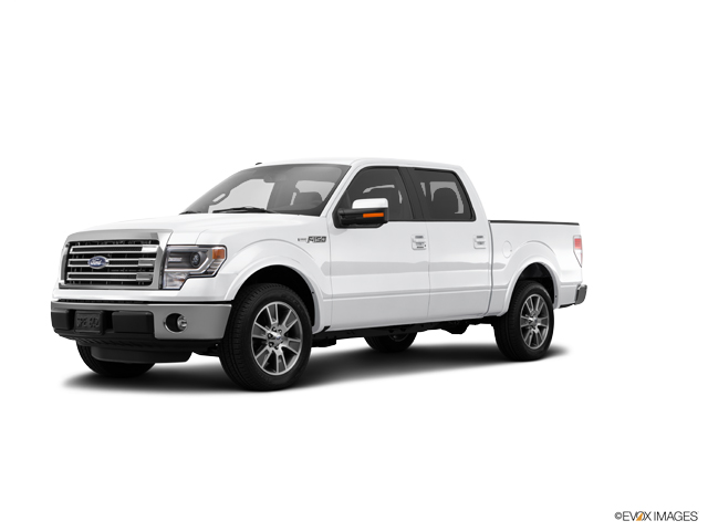 2014 Ford F-150 Vehicle Photo in Salem, VA 24153