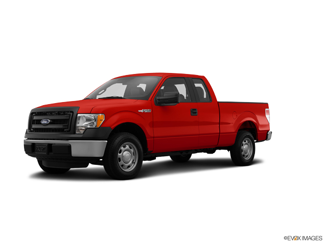 2014 Ford F-150 Vehicle Photo in North Charleston, SC 29406