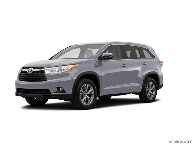 2014 Toyota Highlander Vehicle Photo in Manassas, VA 20109