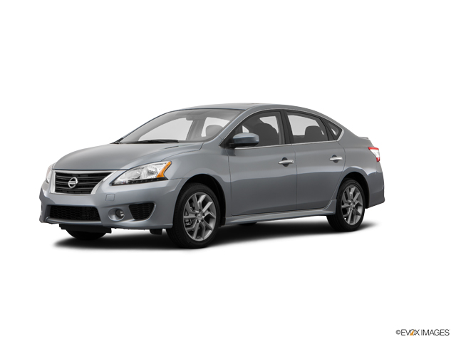2014 Nissan Sentra Vehicle Photo in Edinburg, TX 78539