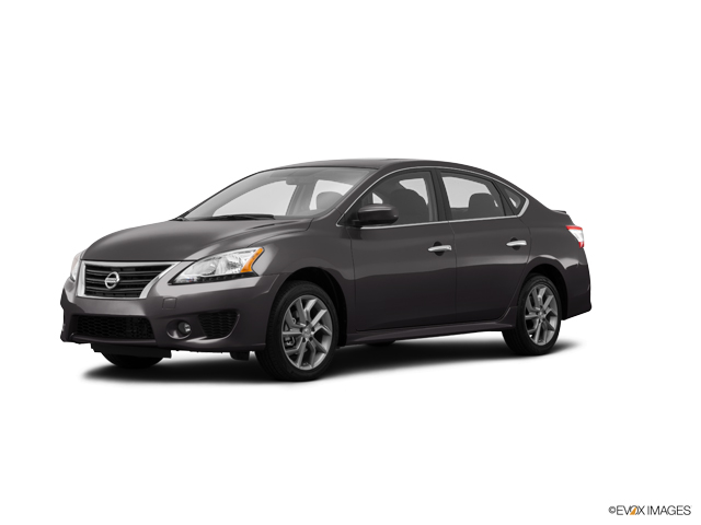 2014 Nissan Sentra Vehicle Photo in McAllen, TX 78501