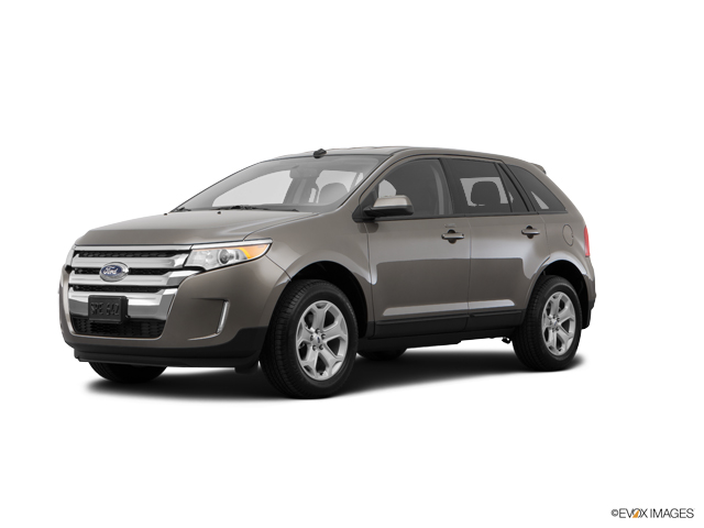 Ford Edge Vehicle Photo In Jackson Ms