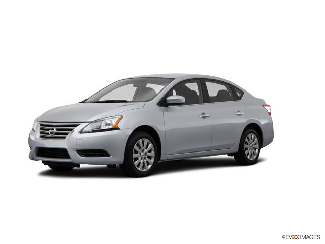 2014 Nissan Sentra Vehicle Photo in Tallahassee, FL 32304