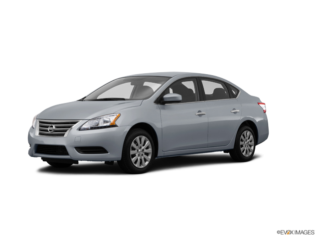 2014 Nissan Sentra Vehicle Photo in Fishers, IN 46038