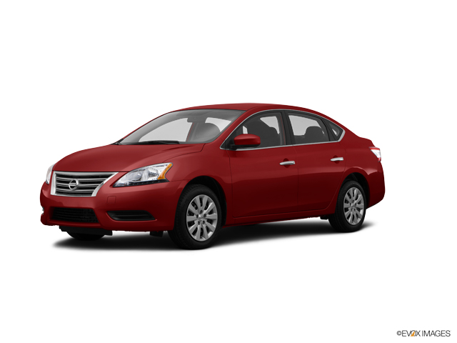 2014 Nissan Sentra Vehicle Photo in Rutland, VT 05701