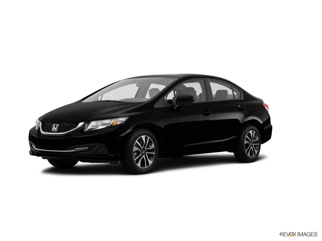 2014 Honda Civic Sedan Vehicle Photo in Killeen, TX 76541