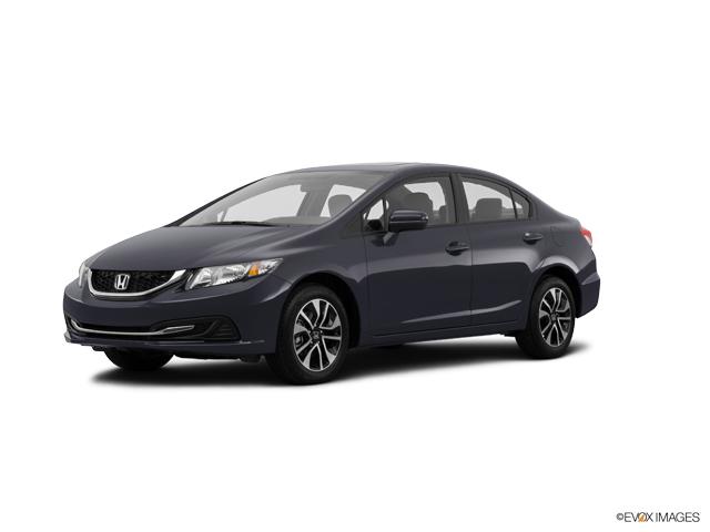 2014 Honda Civic Sedan Vehicle Photo in San Angelo, TX 76903